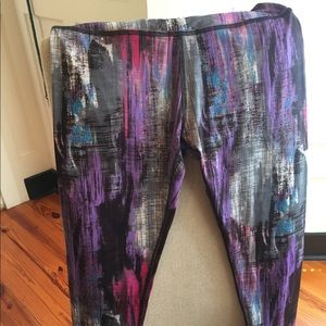 Beyond yoga Capri leggings